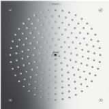 Hansgrohe Raindance Air Overhead Shower 260mm x 260mm Ecosmart Chrome - 26481000